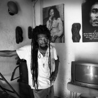 Havana artist portrait :: Станислав