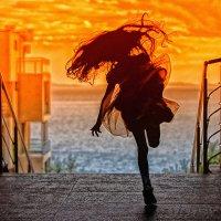 Солнечный танец. :: Aлександр Klinovskis