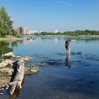 Летом на реке :: Олег Терёхин
