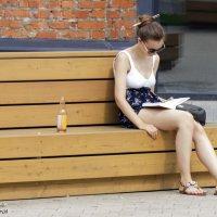 Наедине с книгой :: Ivan