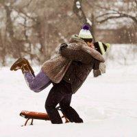 Лучшие мгновения зимы :: Мария Буданова