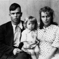 Мои родные! :: Вадим Басов