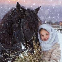 Зимние забавы :: Юлия Бокадорова