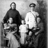 Семейное фото (1895 г.) :: Ольга Довженко