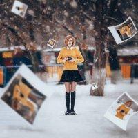 Мгновение кадра :: Кира Пустовалова - Степанова