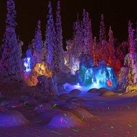 Таинственный лес :: Ксения