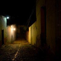 Ночь, улица, фонарь... :: Олег Гаврилов