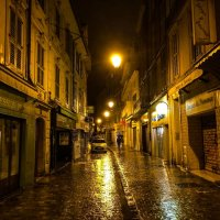 Дождь в Каннах :: Эльдар (Eldar) Байкиев (Baykiev)