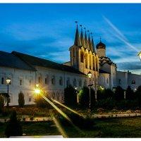 Тихвинский Богородице-Успенский мужской монастырь :: Сергей Кочнев