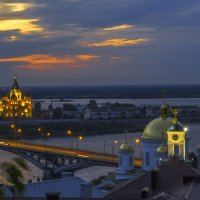Ночной Нижний :: Сергей Цветков