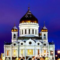 Храм Христа Спасителя :: Sergey Romanov