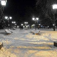 Зима, ночь, тишина :: Роман Савоцкий
