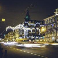 Вечер, Невский! :: Олеся Семенова