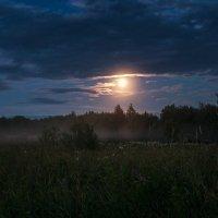 Ночь на Жеребцовой Горе :: Galina
