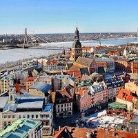 Рига, Латвия. :: Liudmila LLF
