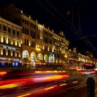 Ночной Санкт-Петербург :: Вера Лазарева