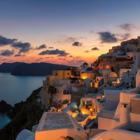 Santorini Island :: Lucky Photographer