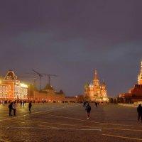 Вечерняя Москва :: Olcen Len