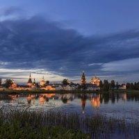Валдайский Иверский Богородицкий Святоозерский мужской монастырь :: Александр Лукин