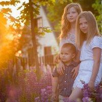 Маленький мир :: Анастасия Агафонова