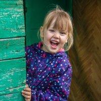 Детство... чудесная пора!..... :: Екатерина Краева