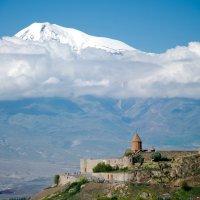 Армения. Хор Вирап, вид на Арарат :: Мария Ларионова