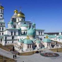 Ново-Иерусалимский монастырь, г. Истра :: Наталия Сарана