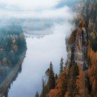 Чертов палец на реке Усьва. :: maxim vatrushkin