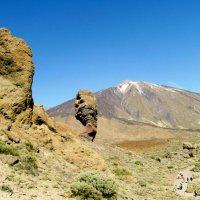 Вид на вулкан Тейде. :: Лия ☼