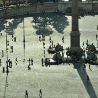 Площадь Пьяцца дель Пополо :: Юрий Воронов