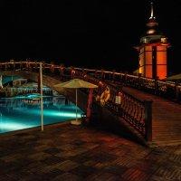 мостик в Мардане :: - ИИК -