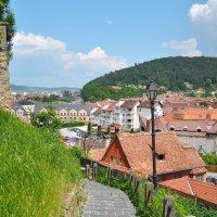 Сигишоара - старинный городок в Румынии :: Ирина М.