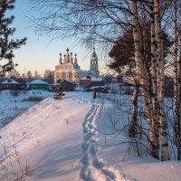 Морозное утро :: Олег Савицкий