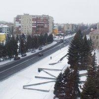 зимний Антрацит :: Дина Горбачева