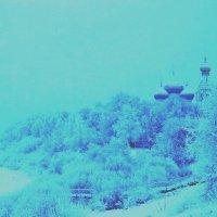 Вологда заснежилась седая... :: георгий андреев