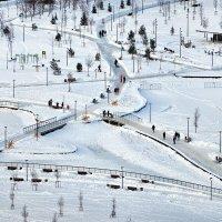 Зима в Москве :: Valeriy(Валерий) Сергиенко