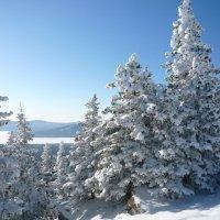 Зимний день в горах :: alers faza 53
