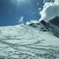 Лыжные арабески :: Юрий Воронов