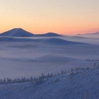 Туманный город :: Михаил Потапов