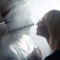 Вот такая дымная любовь :: Валерия Карасева