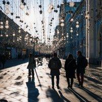 Свет и тени Никольской улицы :: Nyusha .