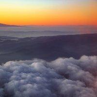 Рассвет в небе :: Annie Amar