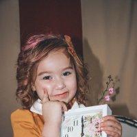 Девочка-солнышко. :: Виктория Чурилова