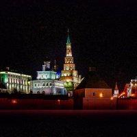 Казань ночная :: east3 AZ