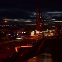 Ночь,улица,фонарь... :: Вика