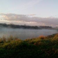 Осеннее ,туманное утро :: Светлана