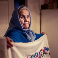 сокровища бабушки Вали :: Надежда Горох (Красненкова)