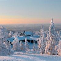 Там где живет дед мороз! :: Nikita Volkov
