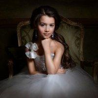 Юная Мелисса... :: Жанна Карчевская