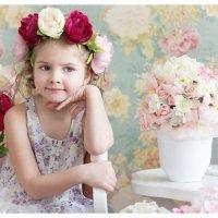 Весенний ангел :: Наташа Сеченова